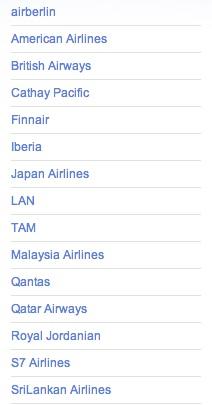 O que é uma aliança aérea
