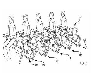 Voando em assentos de bicicleta?