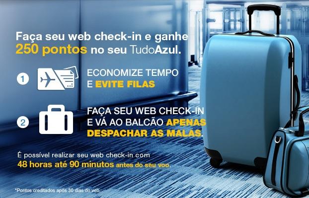 Azul Web Checkin