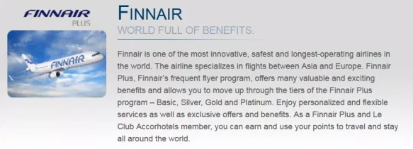 Finnair Le Club