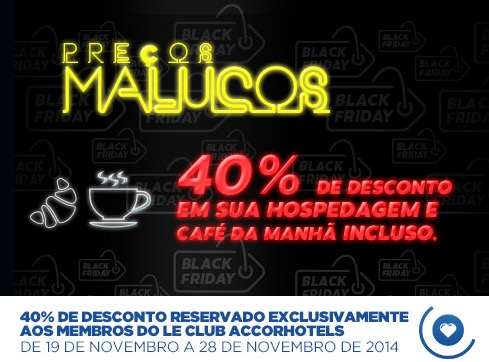 Black Friday Accor Le Club