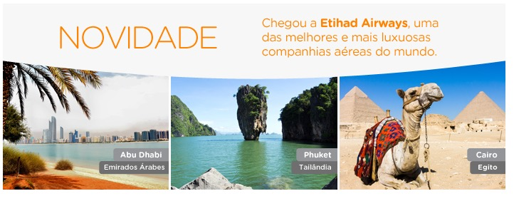 Smiles inicia parceria com a Etihad Airways
