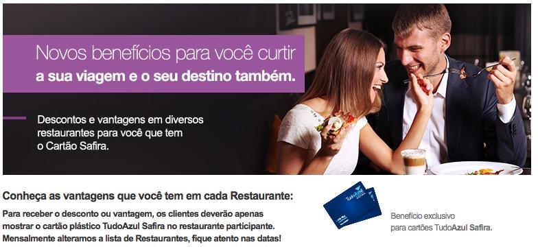 Tudo Azul Restaurantes