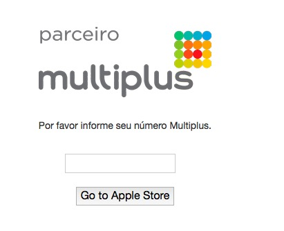 Multiplus Apple Store