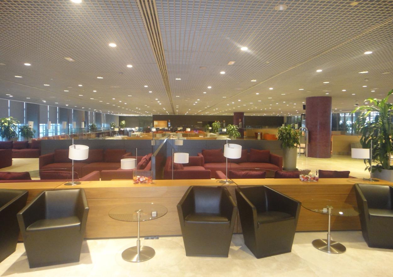 Sala VIP Málaga