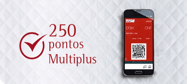 Multiplus 250 Checkin
