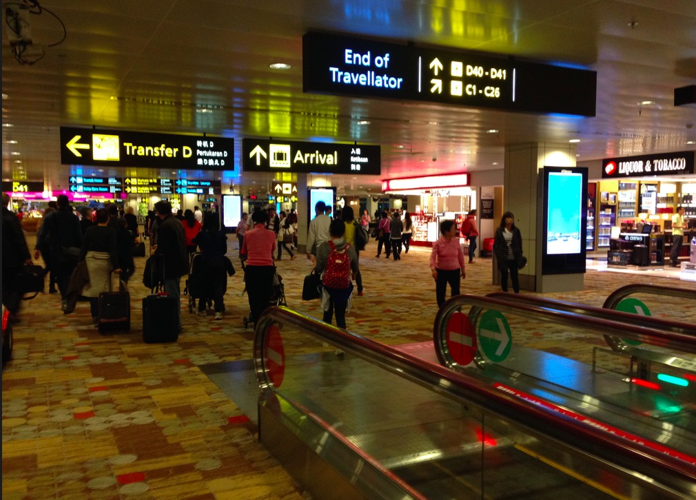 Aeroporto de Changi, de Cingapura, é eleito o melhor aeroporto do mundo pelo terceiro ano consecutivo