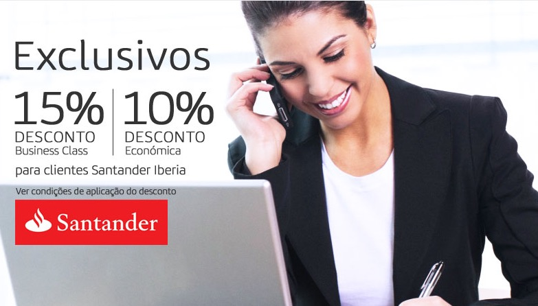Santander Iberia Descontos