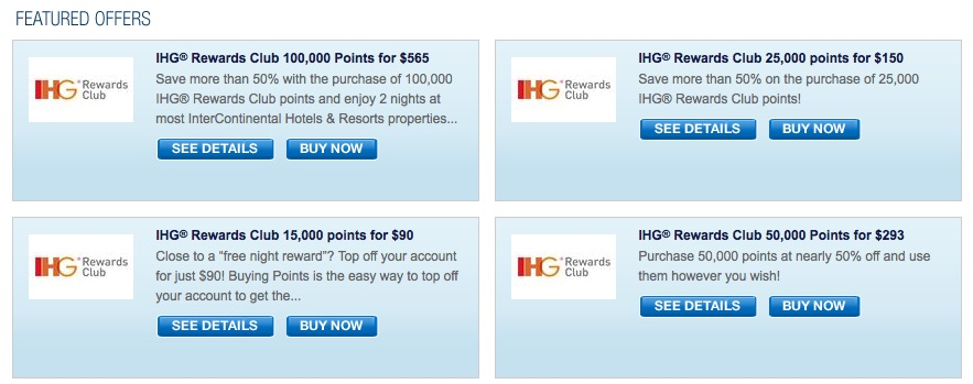 IHG Daily Getaways