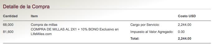 LifeMiles oferece até 120% de bônus na compra de milhas. 149.600 milhas por R$ 7.877,65. E aí, vai encarar?