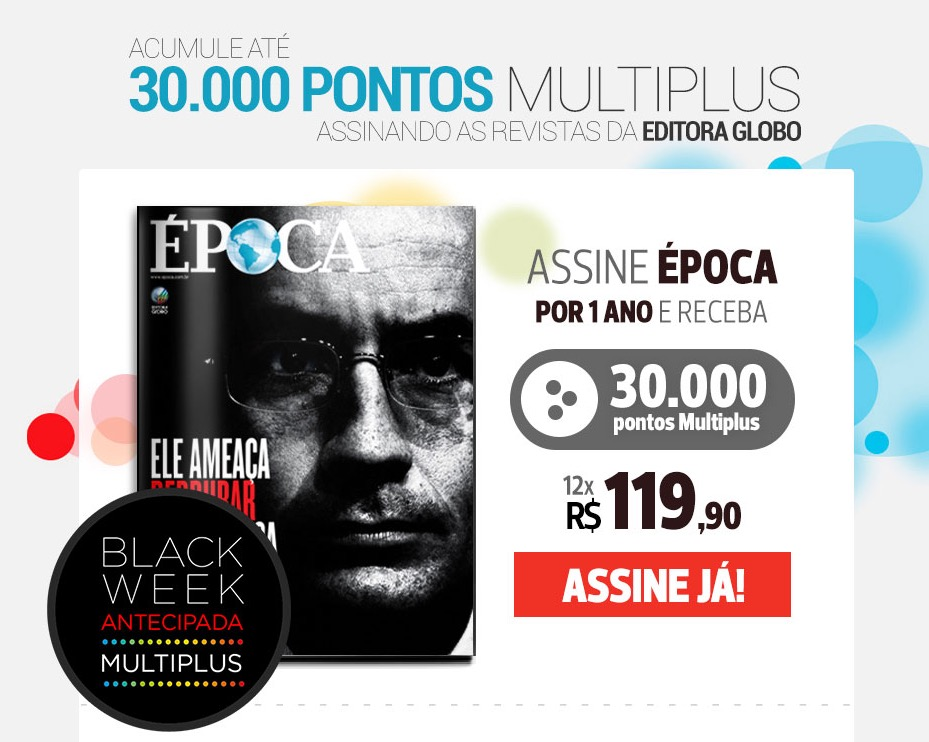 Black Week Multiplus