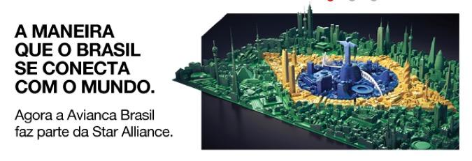 Boa notícia: Brasil volta a ter uma empresa aérea na Star Alliance com a Avianca Brasil!