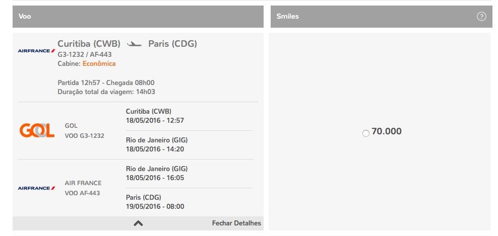 Smiles permite emissão online de conexões domésticas para voos internacionais com empresas aéreas parceiras