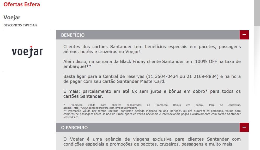 Santander Voejar