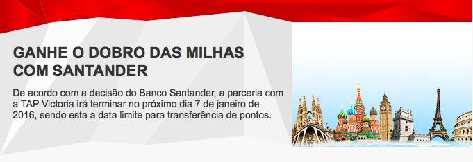 Santander TAP
