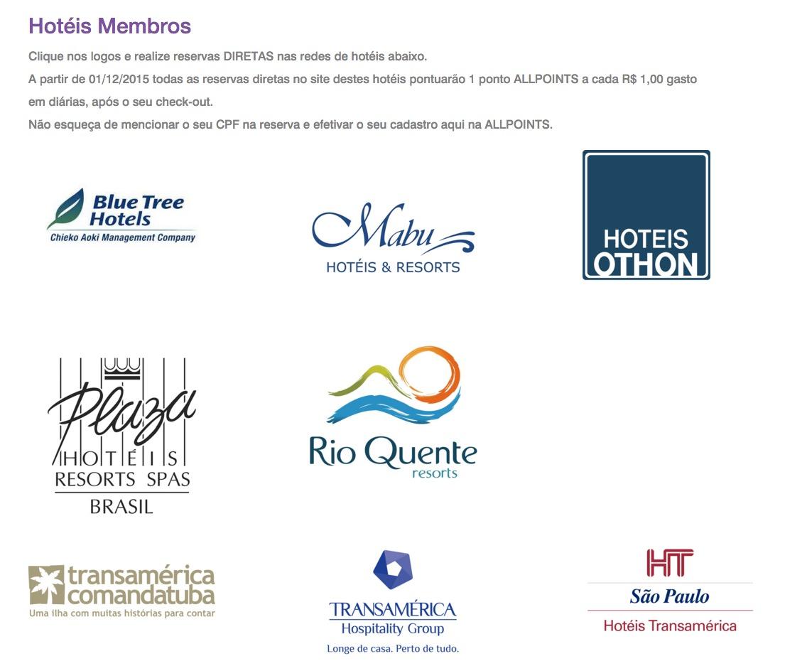 [Guest post] Novo programa de fidelidade de rede hoteleira: AllPoints