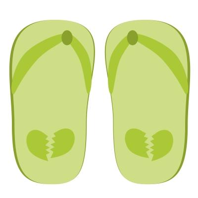 Uma grande ideia para aumentar o conforto dos pés em longas viagens de avião ;-)