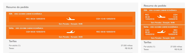 Gol e Smiles já vendem passagens de Congonhas para diversas capitais do Norte e Nordeste, para voos a partir de maio
