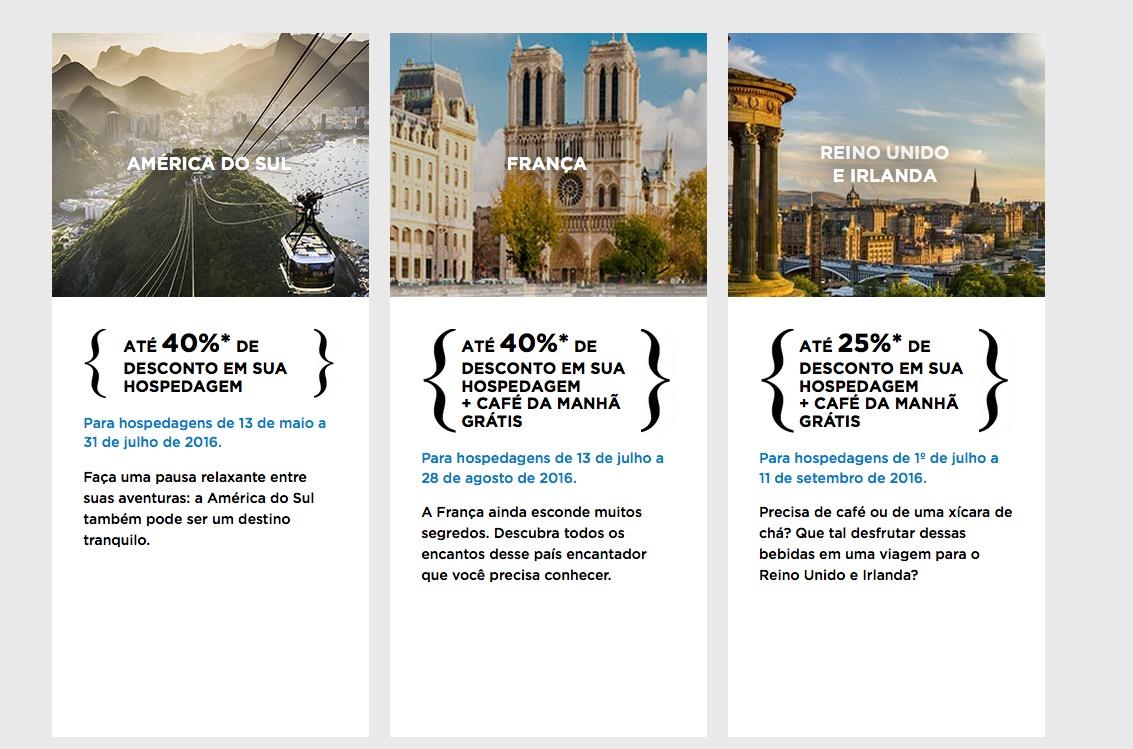 Accor lança nova promoção Private Sales com descontos de até 50% sobre a melhor tarifa flexível