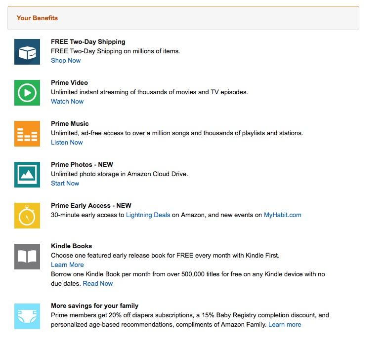 Boa notícia: Amazon lança assinatura mensal do Amazon Prime por USD 10.99