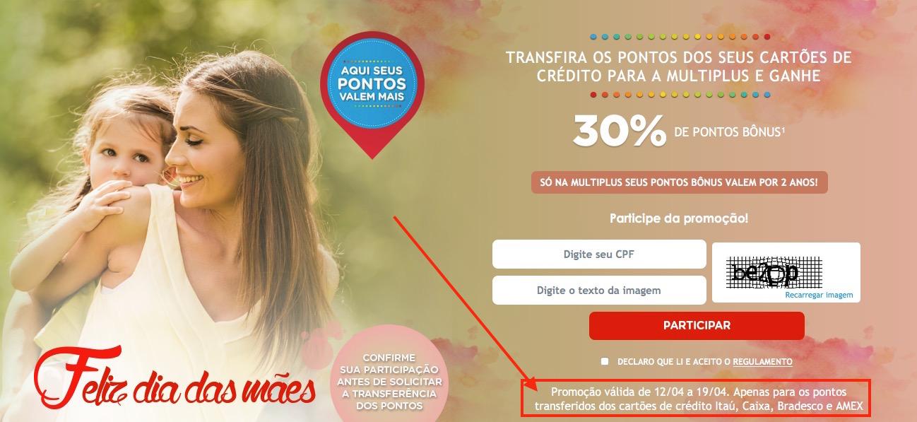 """A nova moda: promoções """"segmentadas"""" de bônus de transferências de cartões de crédito. Casos Multiplus, Smiles e Amigo"""