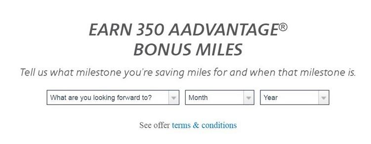 Dica do leitor: ganhe 700 milhas AAdvantage (~USD 14) em 3 minutos