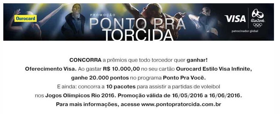 """Uau! Banco do Brasil dando uma espécie de """"bônus em quádruplo"""": gaste R$ 10 mil nos cartões Visa Infinite e receba um bônus de 20 mil pontos"""