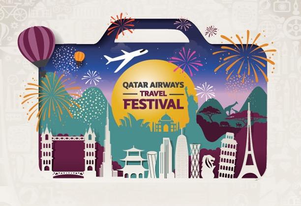 """Análise completa da promoção global Travel Festival da Qatar Airways (e algumas """"gemas"""" escondidas ;-))."""