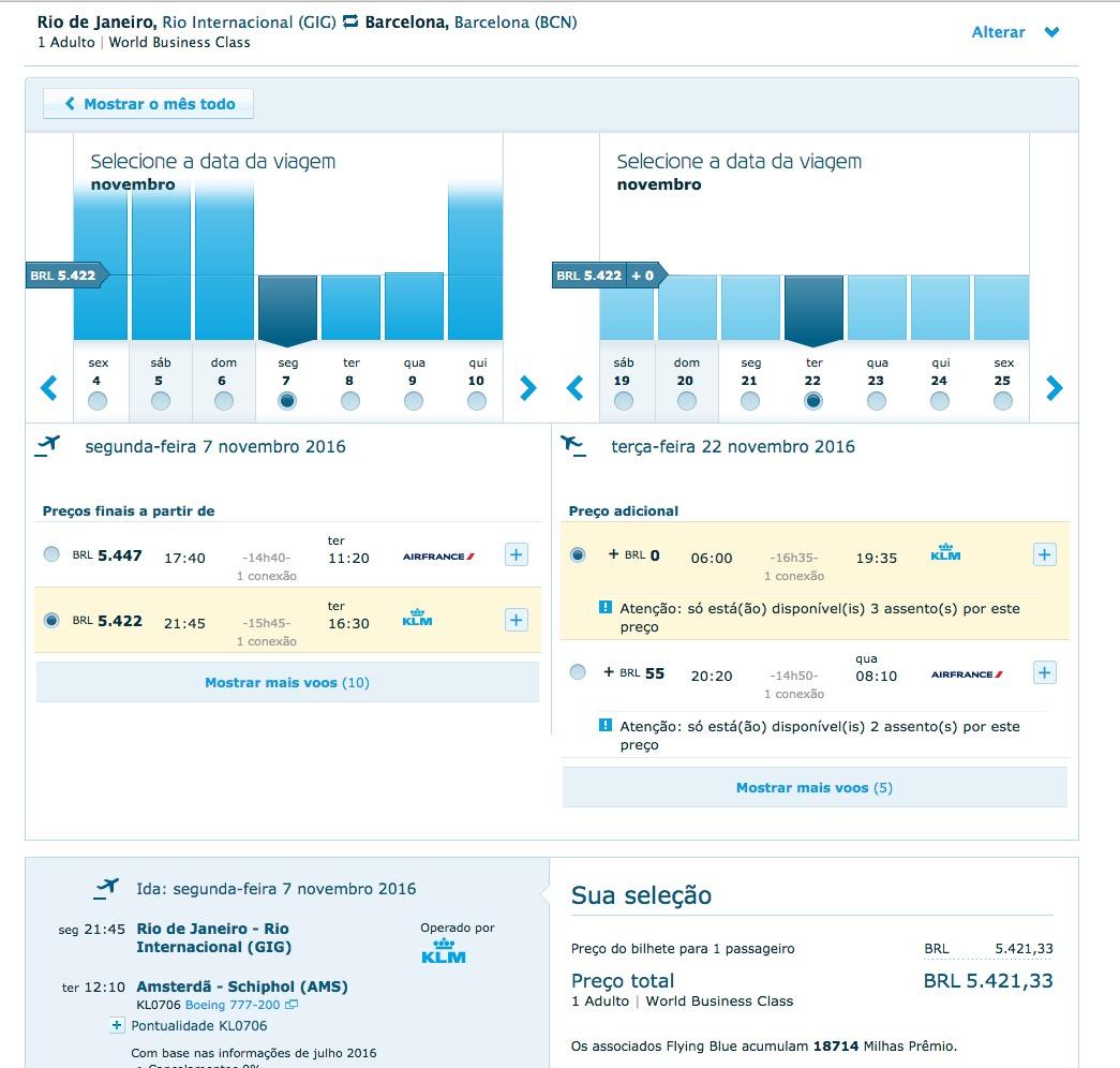 ALERTA DE TARIFAS! E segue o jogo: LATAM, Air France e KLM promovem guerra de tarifas em voos para a Europa em classe executiva. Valores a partir de R$ 5,4k, *COM TAXAS INCLUÍDAS*!