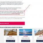 Quem diria: Air France incentivando *explicitamente* passar só um final de semana prolongado na Europa….rsrsrs :-D
