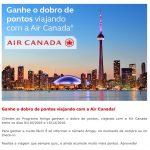 Amigo Avianca imita Smiles e oferece o dobro de pontos em voos em parceiros aéreos. A bola da vez são os voos Air Canada
