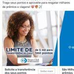 Albino News: transferências Diners para Multiplus caem para 1.000 pontos; Smiles advertindo seus clientes para não comercializarem milhas!