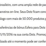 Santander Esfera é a nova parceira do Dotz: promoção de lançamento com bônus de 30% nas transferências para o Dotz