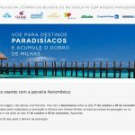 Começou outubro, começaram as promoções: dobro de milhas Smiles voando Aeromexico, 4 pontos Multiplus por dólar no Booking.com!