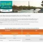 Ganhe 100% de milhas bônus Smiles ao viajar para Paris ou Amsterdã com a Air France ou KLM