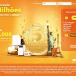 Itaú sorteará 5 prêmios de 1 milhão de pontos cada no programa de recompensas Sempre Presente