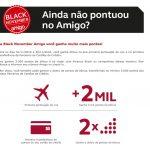 """Amigo Avianca com duas ótimas promoções para """"novatos"""": 2 mil pontos extras para voos e/ou 100% de bônus nas transferências de cartões de crédito"""