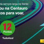 Centauro rompe a barreira dos 10 pontos por real na parceria com o Tudo Azul e oferece 12 pontos por real