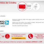 Amigo Avianca inicia parceria, para transferência de pontos, com cartões de crédito Porto Seguro. Mas a quantidade mínima…