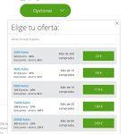 Nova oferta de compra de Avios via Groupon: 100 mil Avios por 1.245 euros (~R$ 5.099,05)