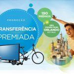 Transferência premiada na Multiplus Fidelidade: sorteio para concorrer a prêmios