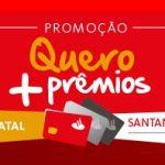 Promoção dentro da promoção: Dezembro Turbo, inserida na promoção Quero Mais Prêmios, do Santander, oferece até 8,8 pontos por dólar