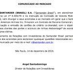 Banco Santander passará a emitir cartões de crédito AAdvantage no Brasil!