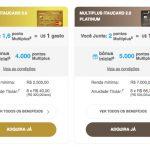 Multiplus Fidelidade e Itaucard lançam cartões co-branded: anuidades chegam a R$ 1.200,00! :-(