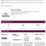 Valendo! Qatar Airways Travel Festival oferece descontos em várias rotas, e mais descontos adicionais com Visa (até 15%), Accor Hotels (até 10%), o dobro de milhas, e mais! [análise preliminar]