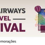 """Análise completa da Qatar Airways Travel Festival – e as 4 """"gemas"""" escondidas da versão 2017! ;-)"""