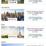 Smiles volta a oferecer trecho Buenos Aires > Guarulhos por 15 mil milhas o trecho, na classe executiva, voando Qatar Airways