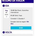 Polinésia Francesa! Passagens do Brasil para Papeete (Tahiti) por R$ 3.810,32, *COM TAXAS INCLUÍDAS!*