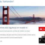 Confirmado: primeira anuidade dos cartões de crédito Santander AAdvantage será gratuita para quem solicitá-los durante o período de pré-venda