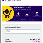 [Direcionado] Atenção: alguns associados do Clube Livelo sendo contemplados com compra de pontos Livelo por R$ 35 o lote de 1.000 pontos!